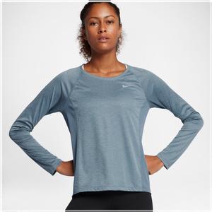 c5322c4e Nike Dri-FIT Miler Long Sleeve T-Shirt - Women's - Running ...