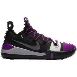 new arrival 828f2 2552f Nike Kobe AD - Men s - Basketball - Shoes - Bryant, Kobe - Black Atmosphere  Grey Vivid Purple