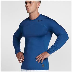 93b2384e Nike Hyperwarm Fitted Long Sleeve Top - Men's - Training - Clothing ...