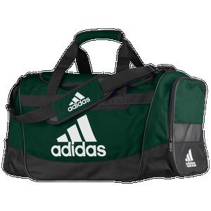 798109286 adidas Defender III Medium Duffel - Casual - Accessories - Collegiate  Green/Black/White