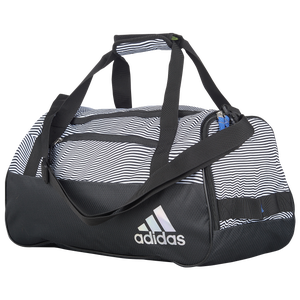 ... on feet at f5ef6 18151 adidas Squad III Duffel - Casual - Accessories -  Optic StripeBlackHi ... 4bf308d682477