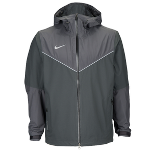 60366623754a Nike Team Waterproof Jacket - Men s - For All Sports - Clothing -  Anthracite Black