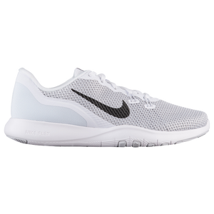 65434bb376e65 Nike Flex Trainer 7 - Women s - Training - Shoes - White Metallic ...