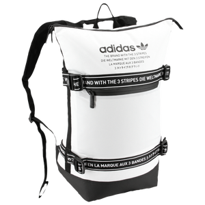 f93240936230 adidas Originals NMD Backpack - Casual - Accessories - White Black N A