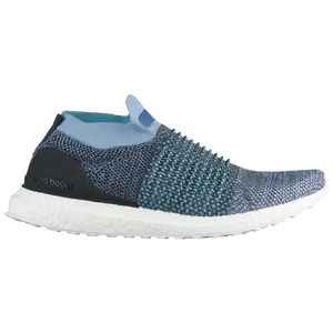 the latest 63d5f d8dca adidas Ultraboost Laceless Parley - Men's - Running - Shoes - Raw Grey/Carbon/Blue  Spirit