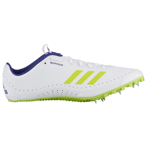 buy online d0cbe a1d78 adidas Sprintstar - Women s - Track   Field - Shoes - Footwear White Ash  Grey Real Purple