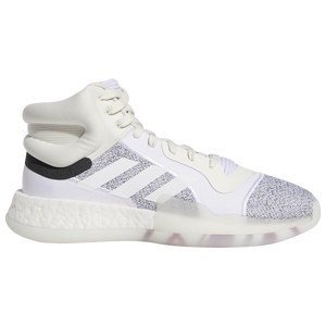 b45eac767df adidas Marquee Boost Mid - Men s - Basketball - Shoes - White White Grey