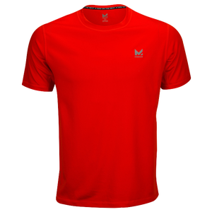 Mission Alpha Short Sleeve Training T-shirt - Men's Training - Fiery Red M001FR