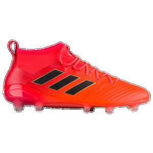 cc267469895 adidas ACE 17.1 Primeknit FG - Men s - Soccer - Shoes - Solar Orange ...