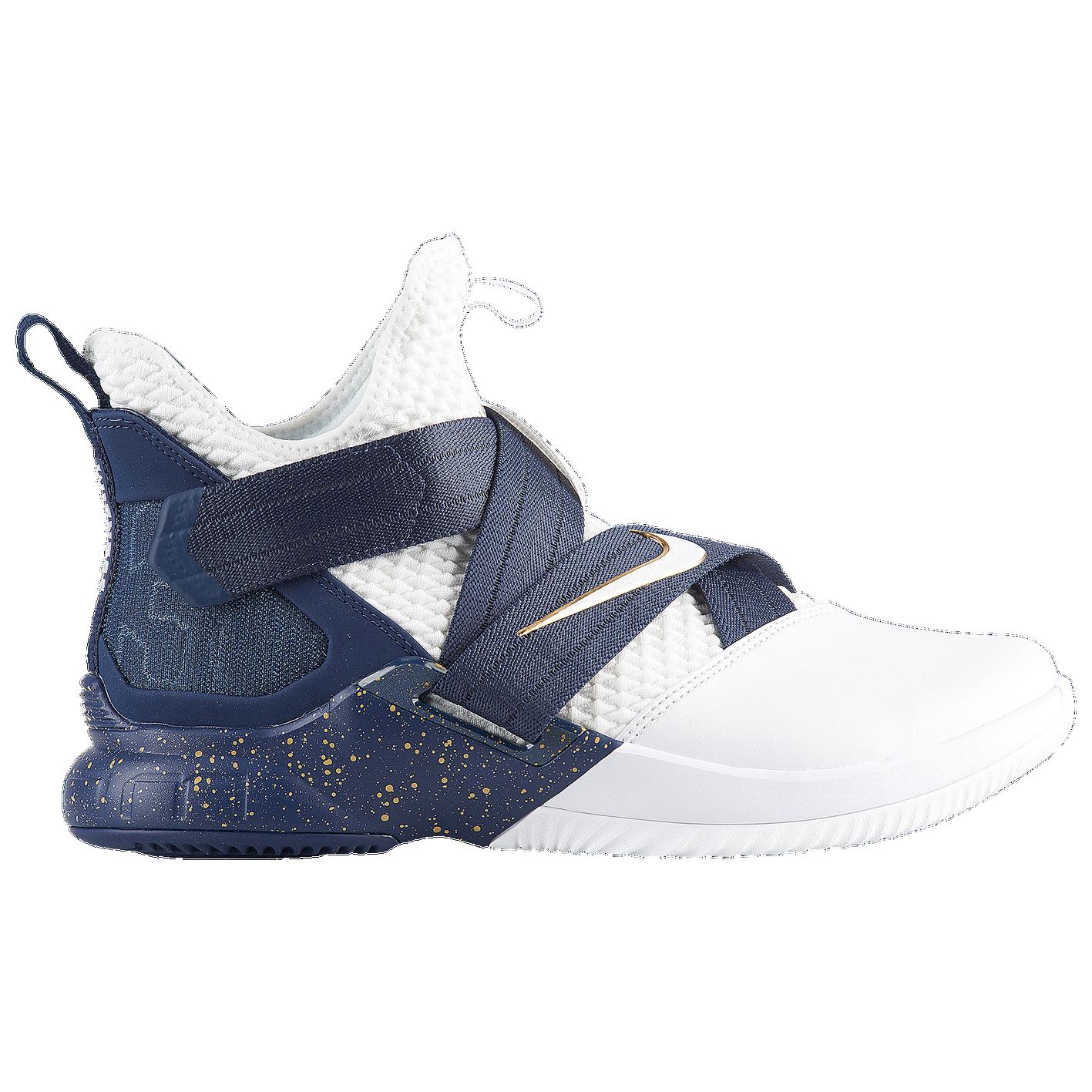 61adb2b4b6a Nike LeBron Soldier XII SFG - Boys  Preschool - Basketball - Shoes ...