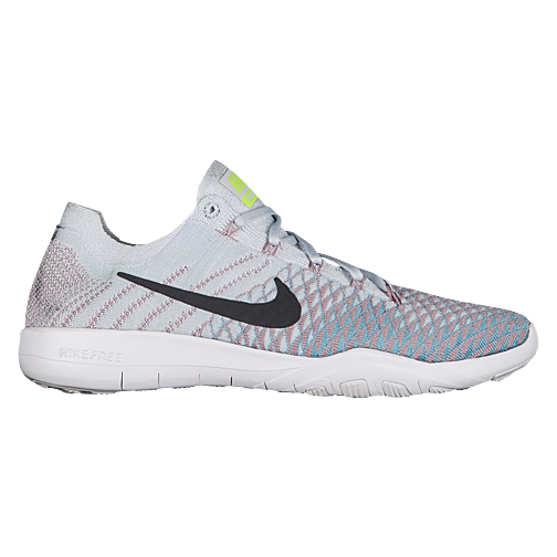 059ce96df962 Nike Free TR Flyknit 2 - Women s - Training - Shoes - Pure Platinum ...