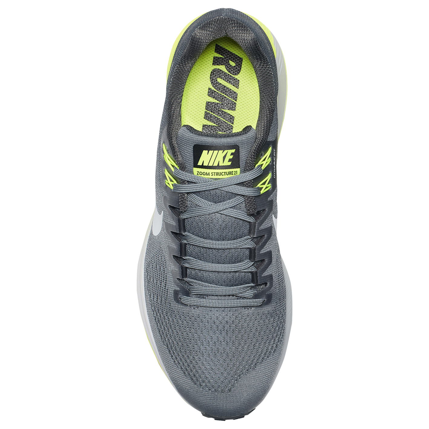 on sale c61b8 984ca Nike Air Zoom Structure 21 - Men s - Running - Shoes - Cool Grey ...