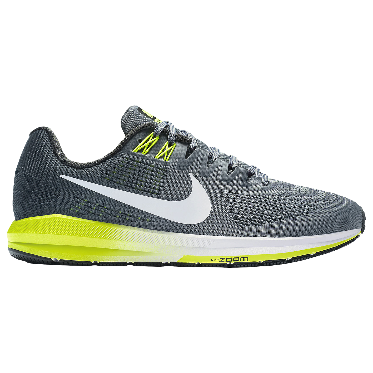 check out 5f77b 9e769 Nike Air Zoom Structure 21 - Men s.  99.99 -  119.99. Product    04696007.  Selected Style  Cool Grey White Anthracite Volt   Width ...