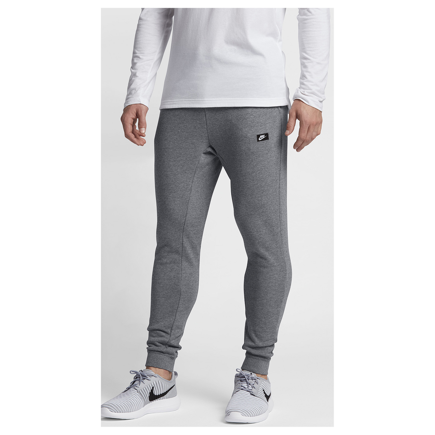 a4cef26be6c6 Nike Modern Jogger - Men s - Casual - Clothing - Carbon Heather Dark ...