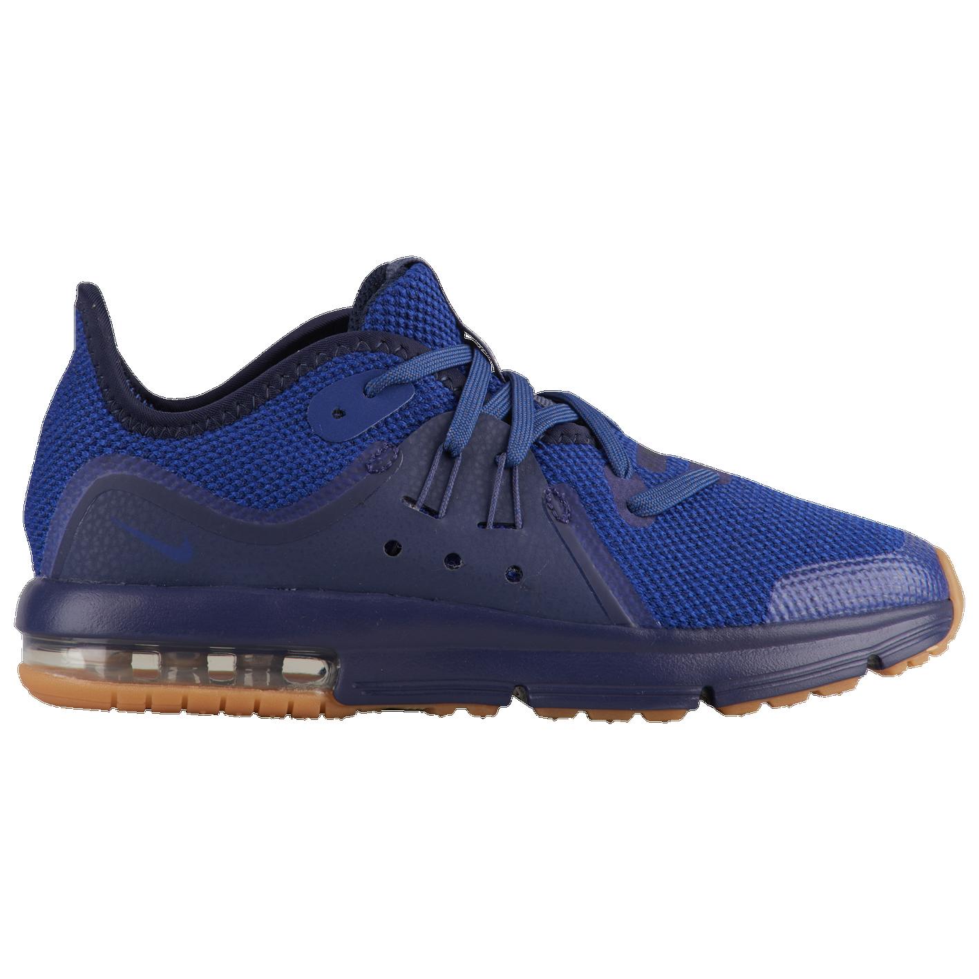 37c515a4ce Nike Air Max Sequent 3 - Boys' Preschool - Running - Shoes ...