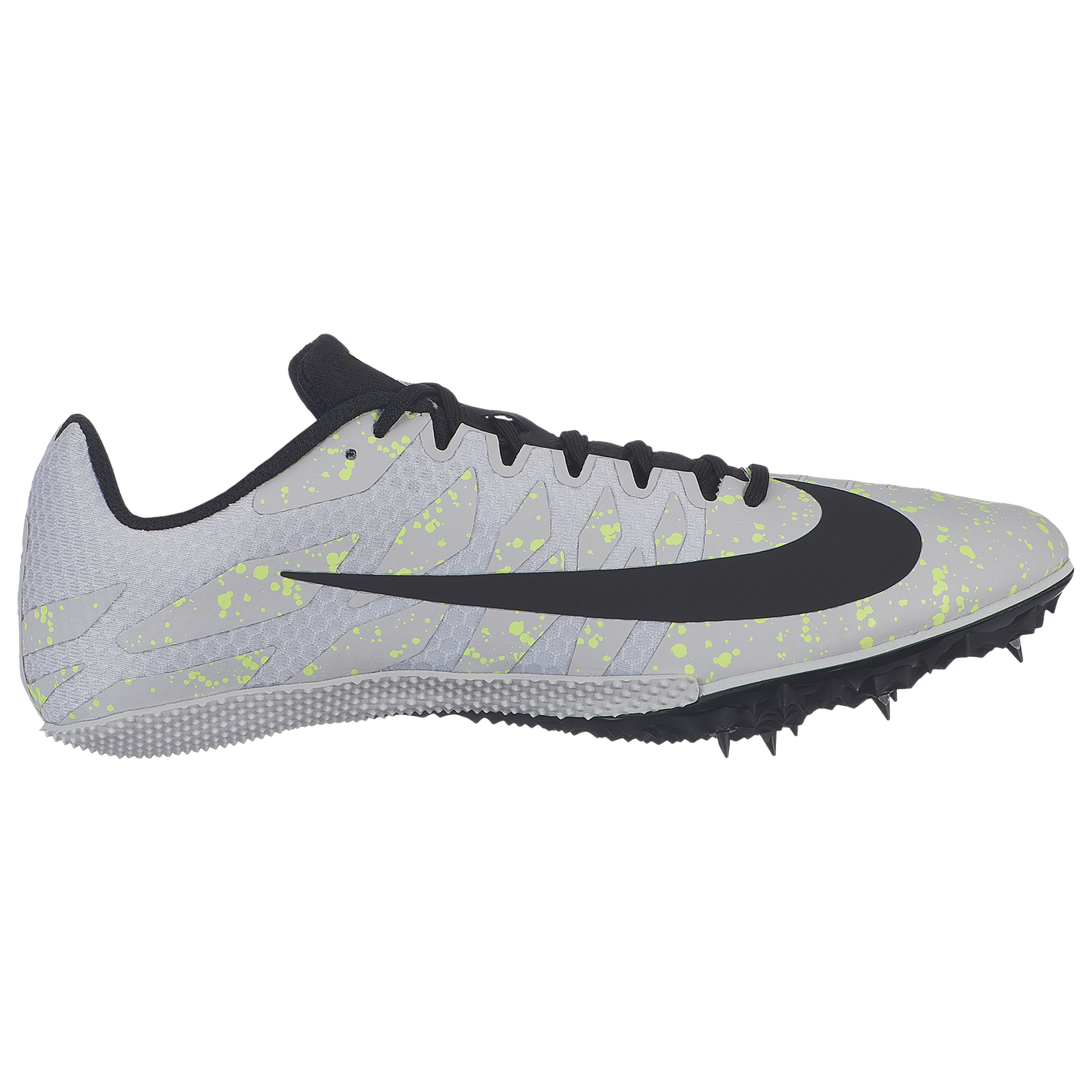 843b7d61aecd Nike Zoom Rival S 9 - Men s - Track   Field - Shoes - Pure Platinum ...