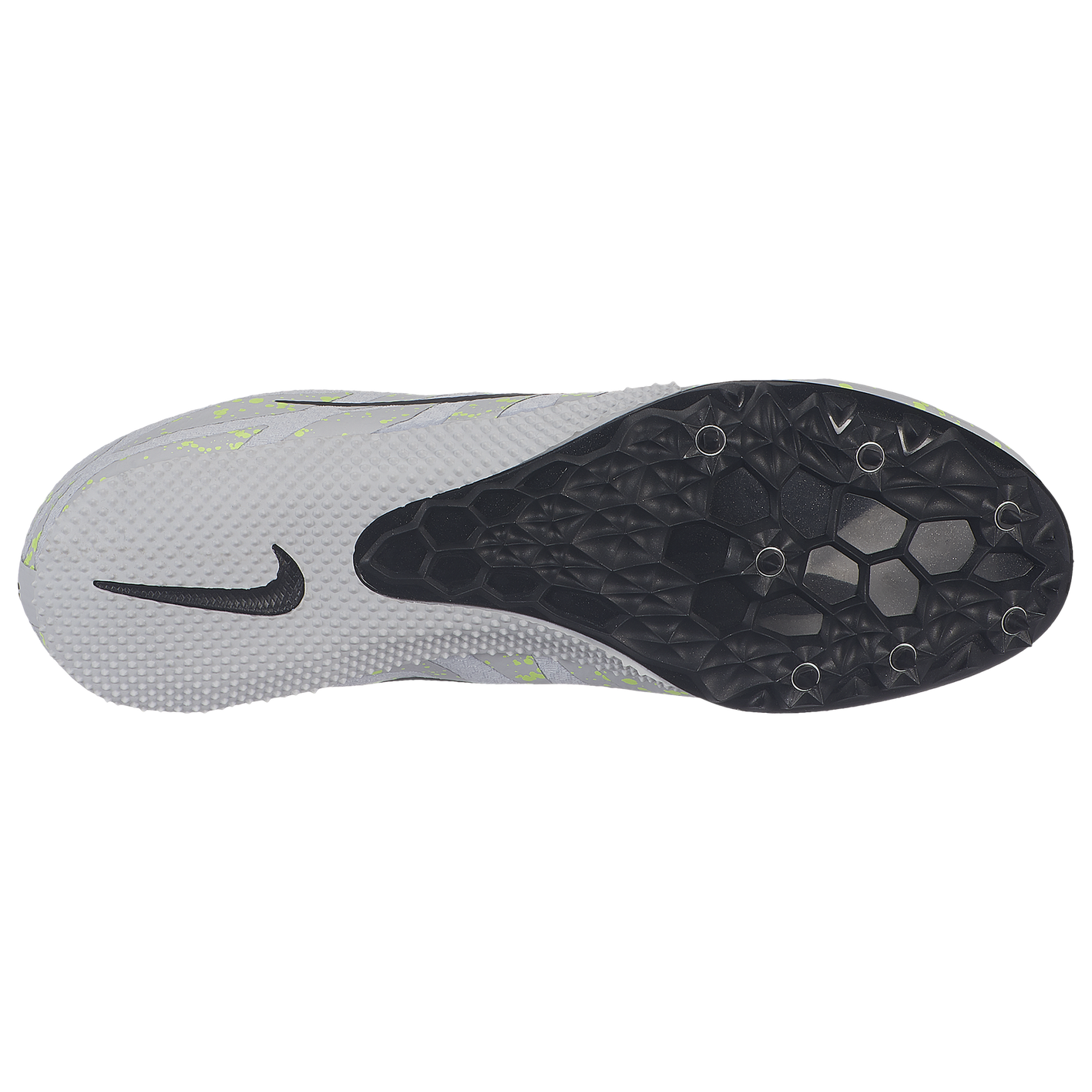 the latest 4cbe6 82eb9 Nike Zoom Rival S 9 - Men s - Track   Field - Shoes - Pure Platinum ...