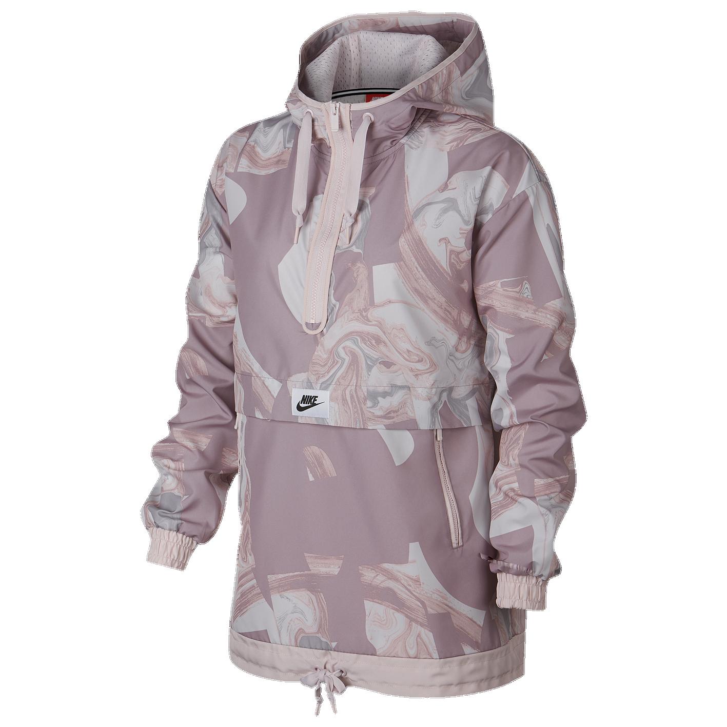 78e1fe65b4 Nike Marble Half-Zip Jacket - Women s - Casual - Clothing ...