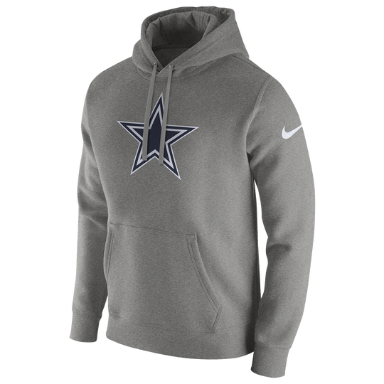 1c11806eb71 Fleece Nfl Clothing Dallas Hoodie Nike Men's Club Pullover P4THdEq