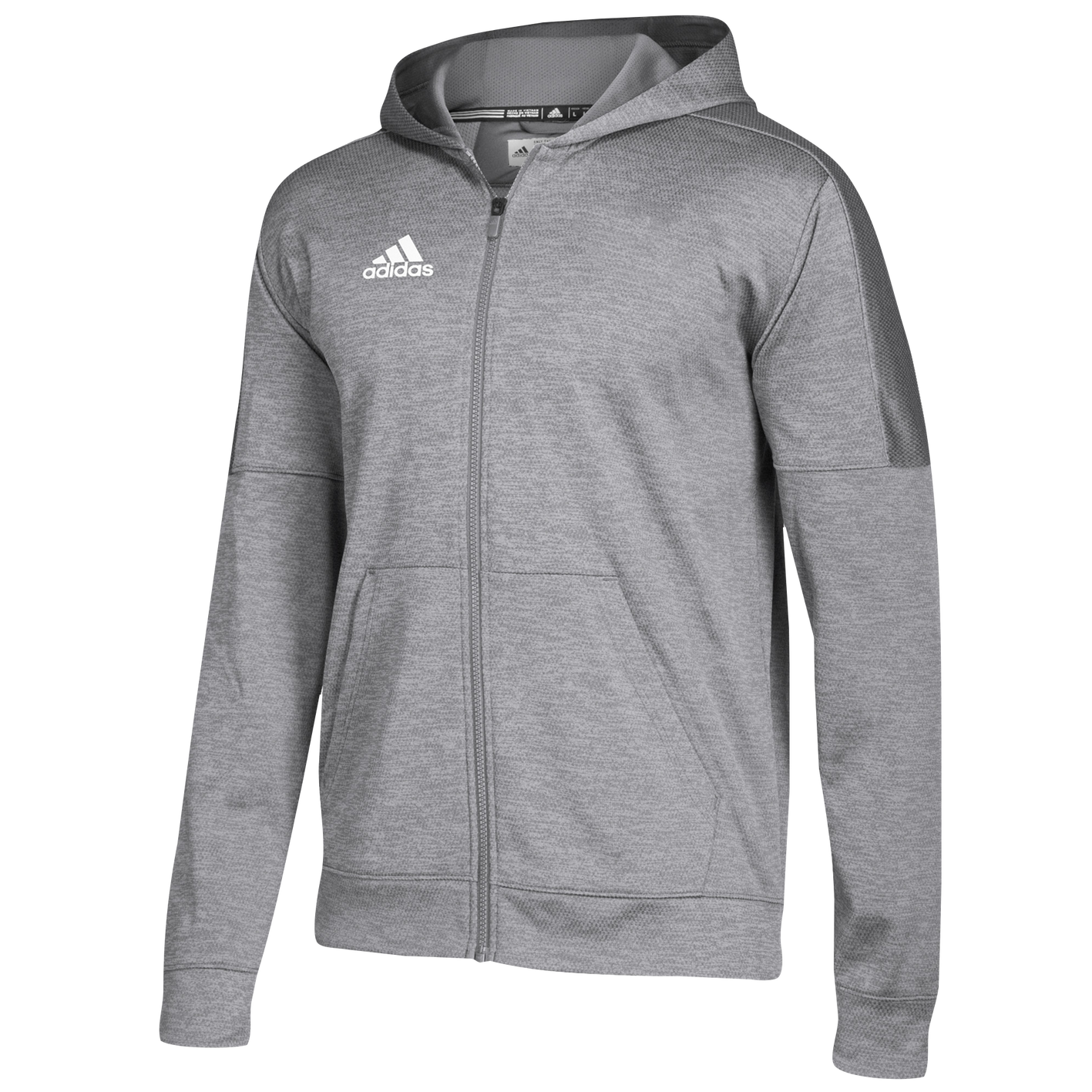 9926127e2499 adidas Team Issue Fleece Full Zip Hoodie - Men s - For All Sports ...