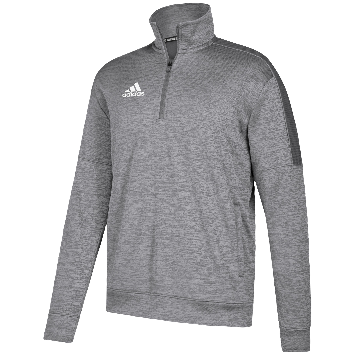 sports shoes 74374 5b2cc adidas Team Issue Fleece 1 4 Zip - Men s