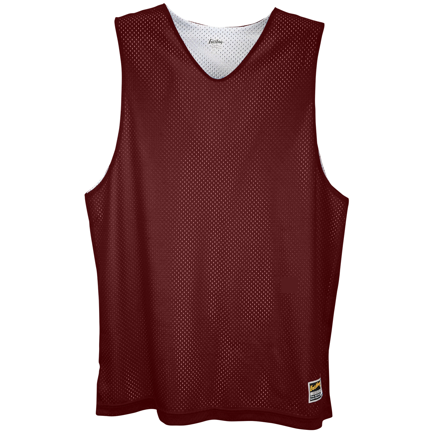 1a955d50dc67a1 Eastbay Basic Reversible Mesh Tank - Boys  Grade School - Basketball -  Clothing - Dark Maroon White