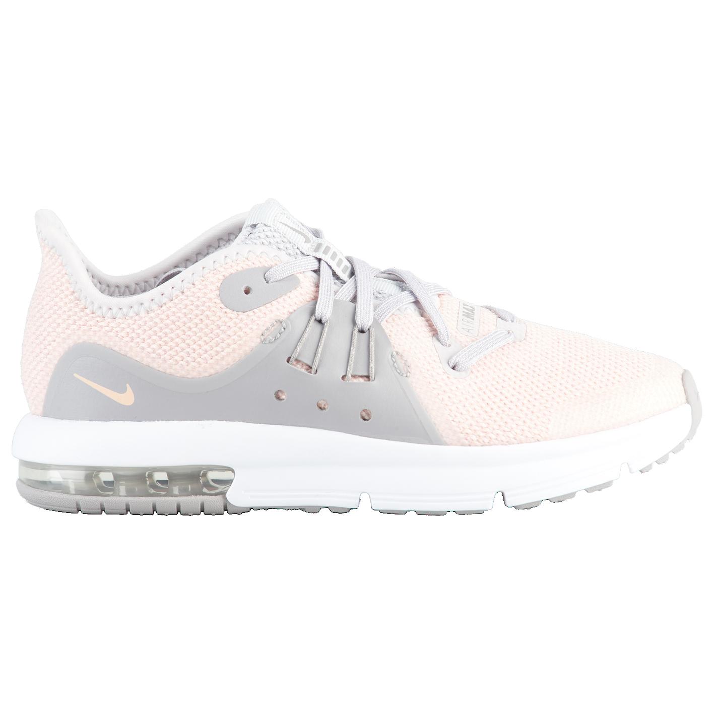 4155c3502e873a Nike Air Max Sequent 3 - Girls  Preschool - Running - Shoes - Vast ...
