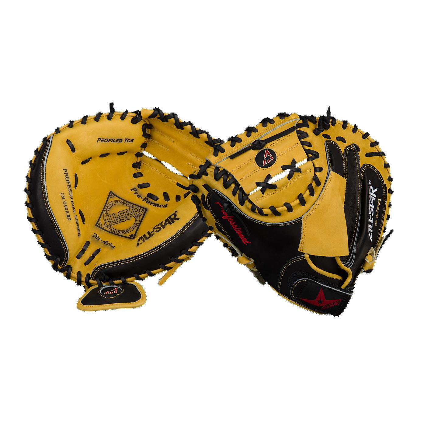 All Star Pro-Advanced CM3100 Catcher's Mitt - Adult