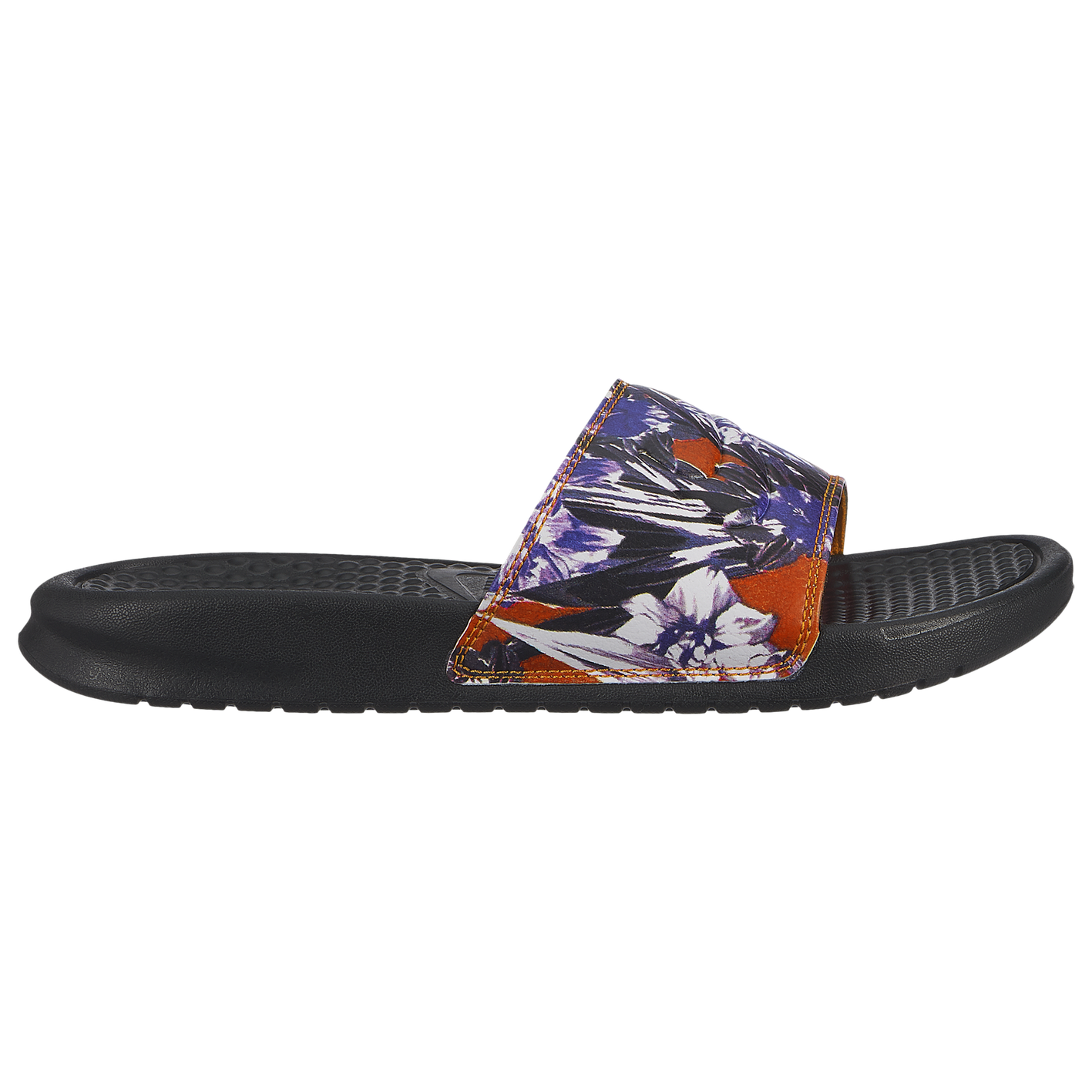 3f20da41845 Nike Benassi JDI Slide - Women s - Casual - Shoes - Black Team Orange