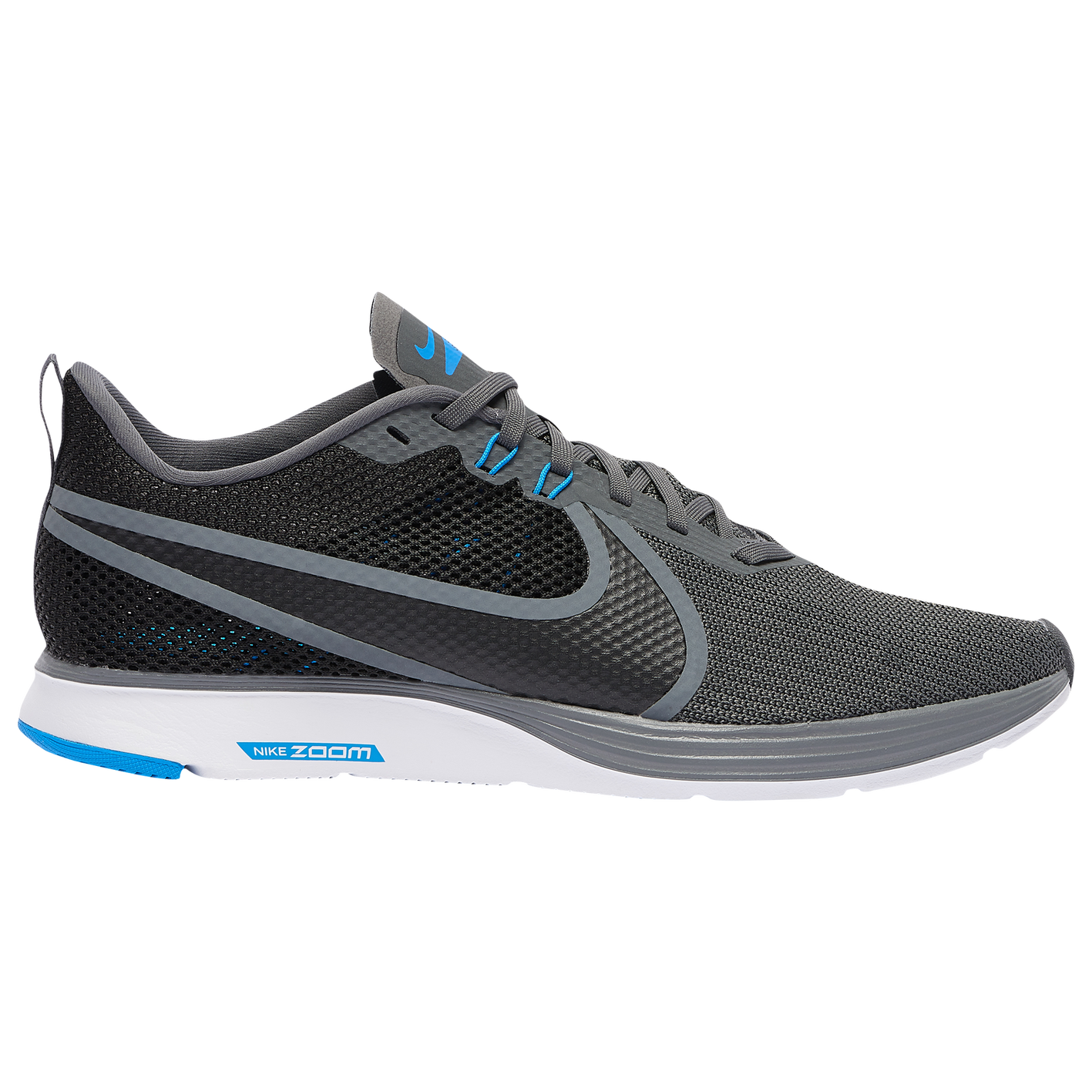 f5ea47ba5bde7 Nike Zoom Strike 2 - Men s - Running - Shoes - Black Dark Grey Photo ...