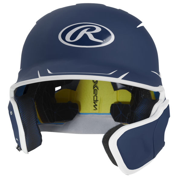 Rawlings Mach EXT 2 Tone Senior Batting Helmet - Men's
