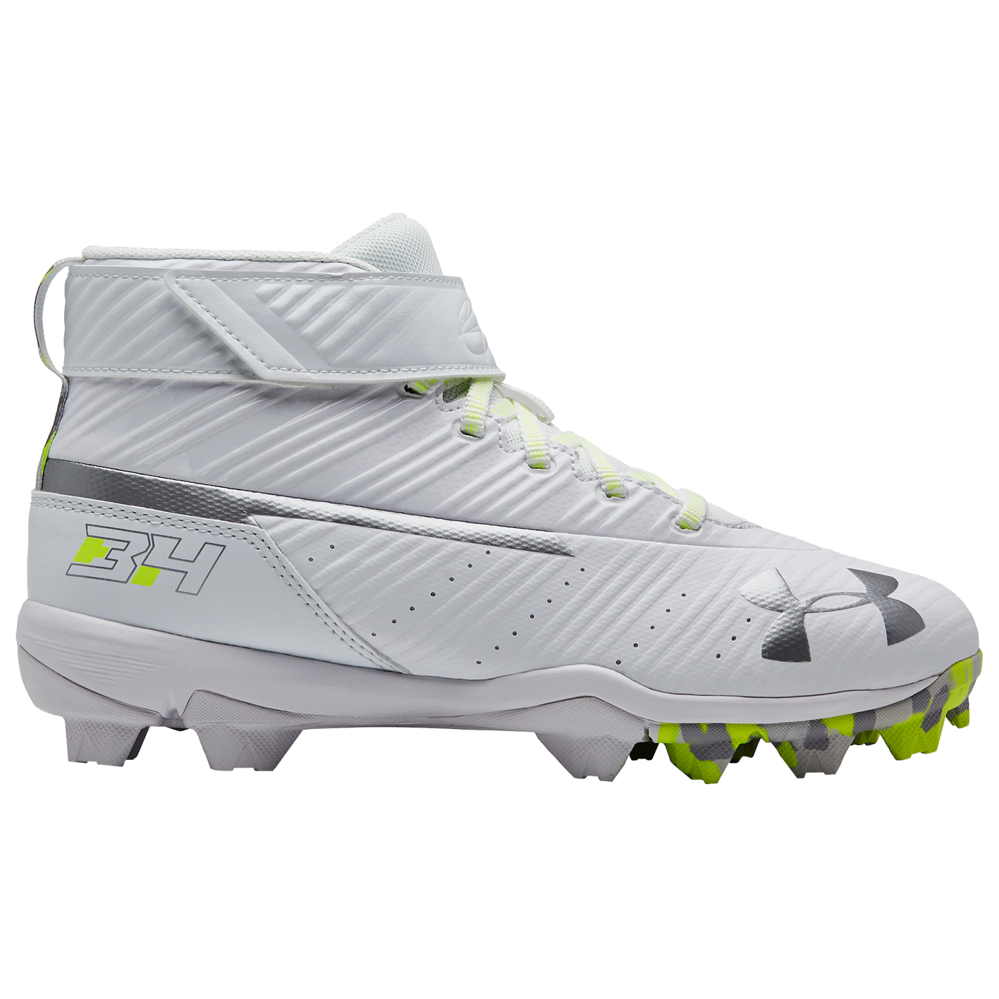 baaafe59f1e Under Armour Harper 3 RM Jr - Boys  Grade School - Baseball - Shoes ...