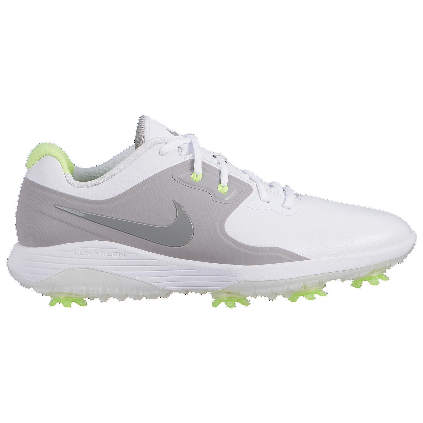 289bf8dd9a1 Nike Vapor Pro Golf Shoes - Men s - Golf - Shoes - White Medium Grey ...