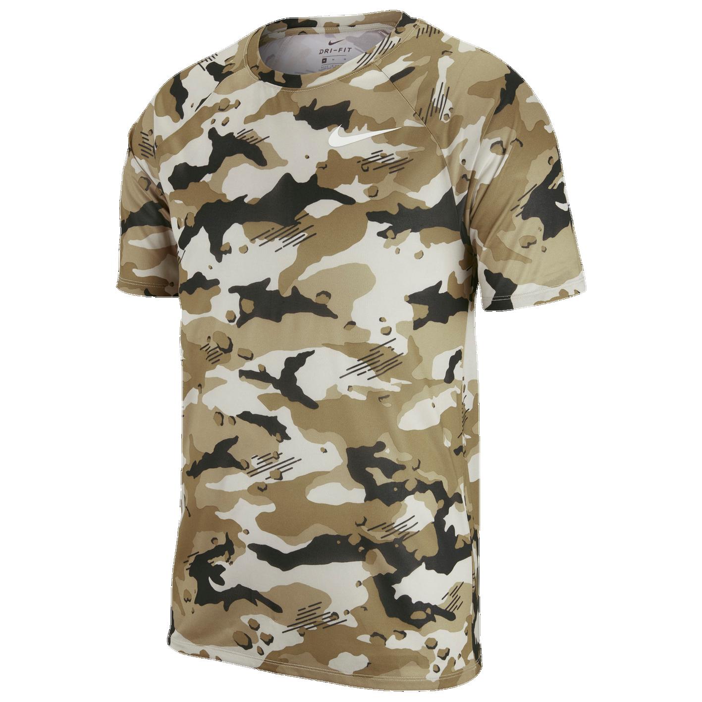 87263934903b Nike Legend Camo AOP S S T-Shirt - Men s - Training - Clothing ...