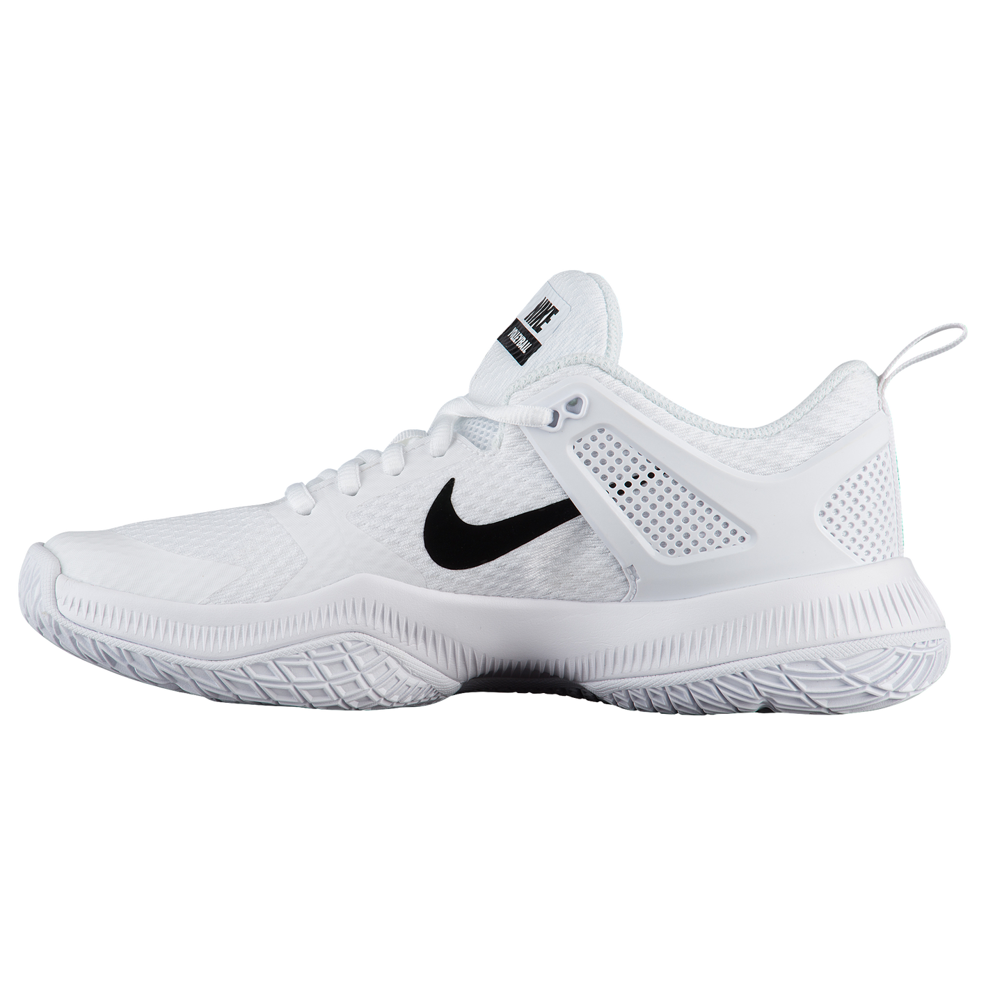 aa8adabe2346 Nike Air Zoom Hyperace - Women s - Volleyball - Shoes - White Black ...