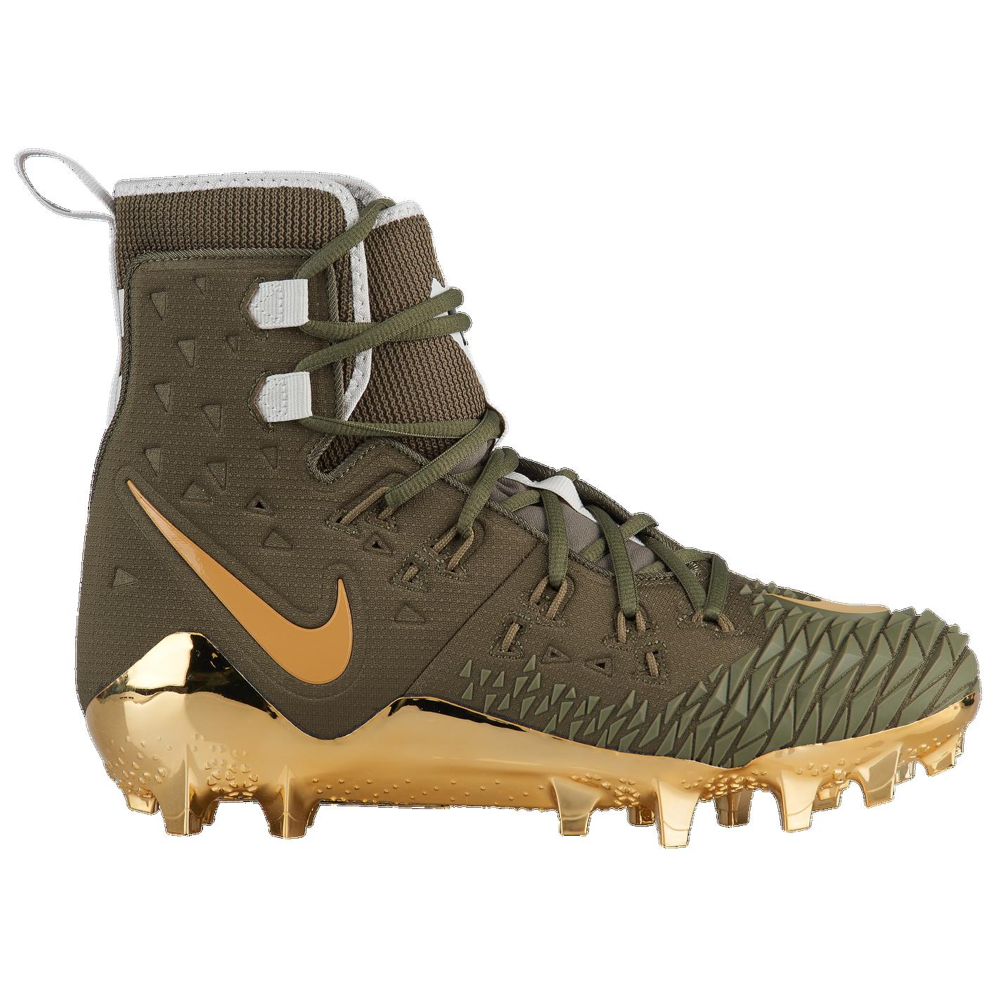 75c06477cb95 Nike Zoom Force Savage Elite TD - Men's - Football - Shoes - Olive ...