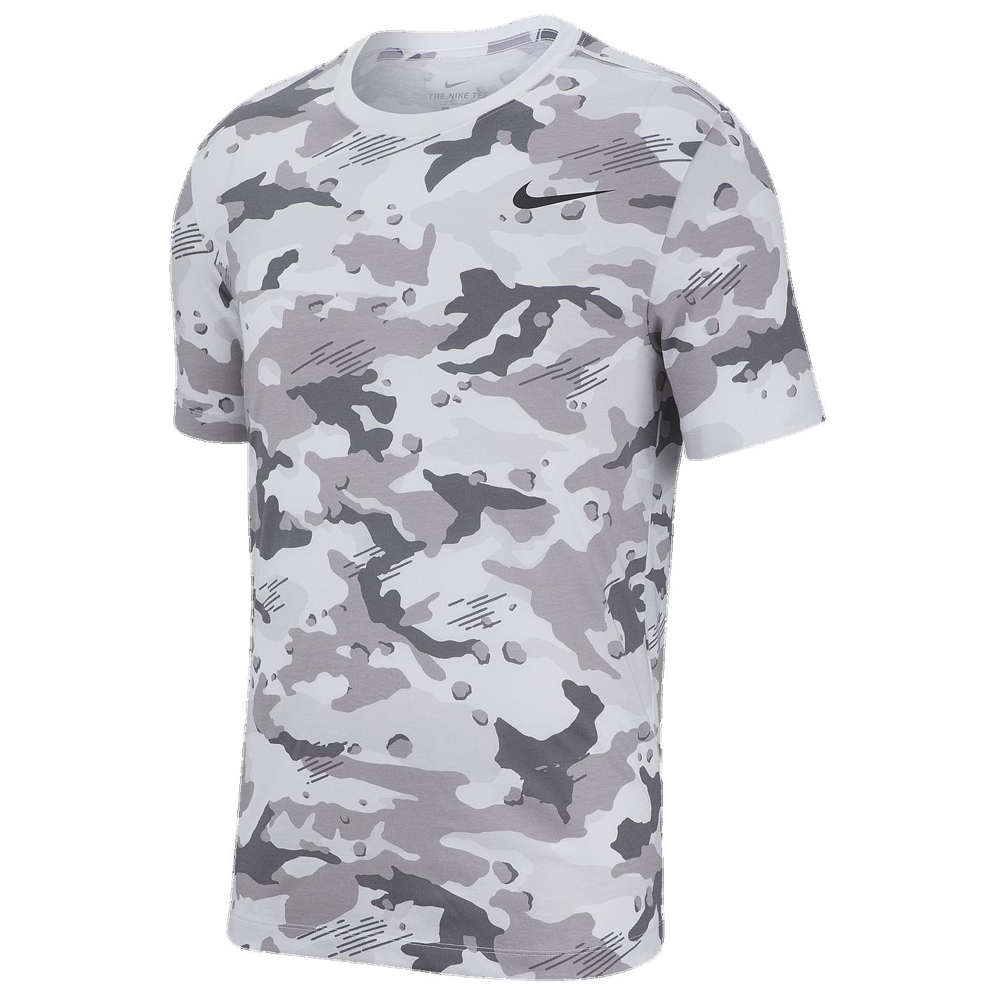 64b88359d Nike Dri-FIT Cotton AOP T-Shirt - Men's - Training - Clothing ...