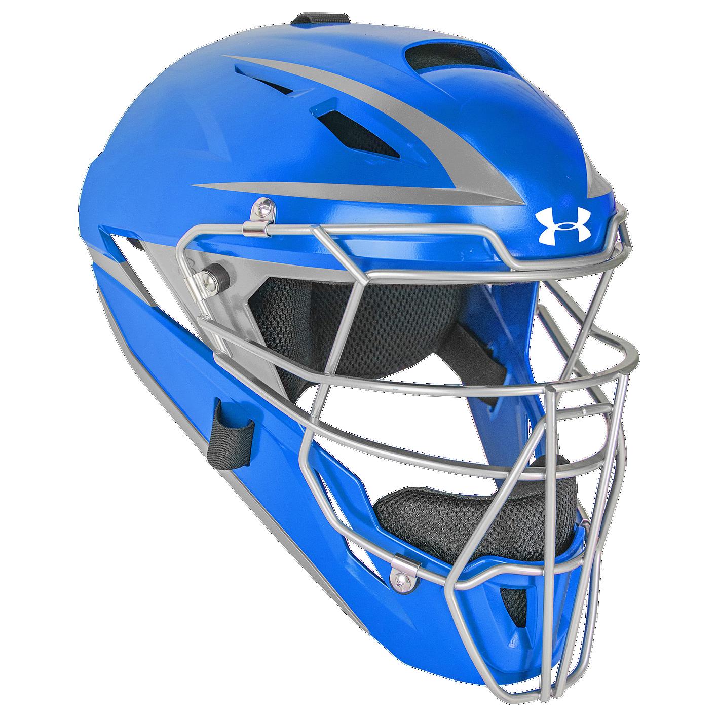 e5c3e5daa985a2 Under Armour Converge Catcher's Head Gear - Adult - Baseball - Sport ...