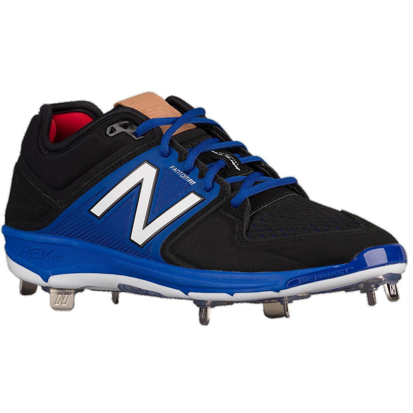d74a15a0d59 New Balance 3000V3 Metal Low - Men s - Baseball - Shoes - Black Royal