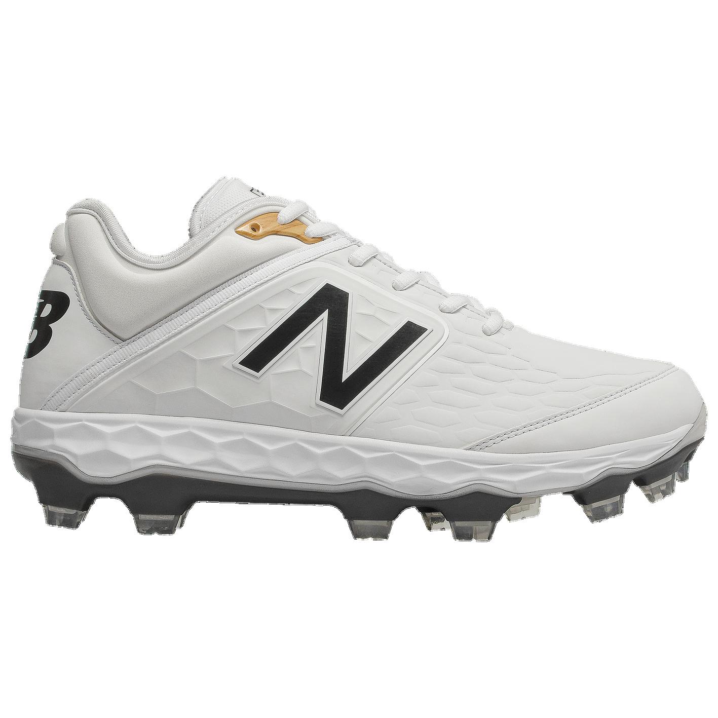 15148983c New Balance 3000v4 TPU Low - Men s - Baseball - Shoes - White