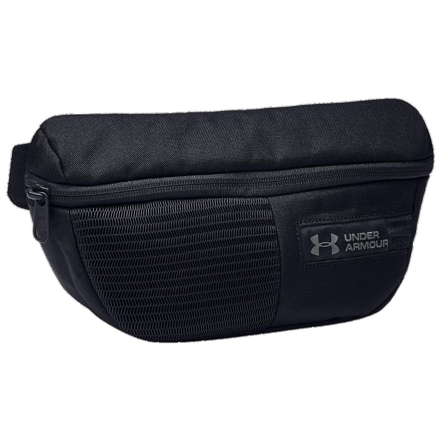 412dbabfe4 Under Armour Waist Bag - Casual - Accessories - Black/Graphite