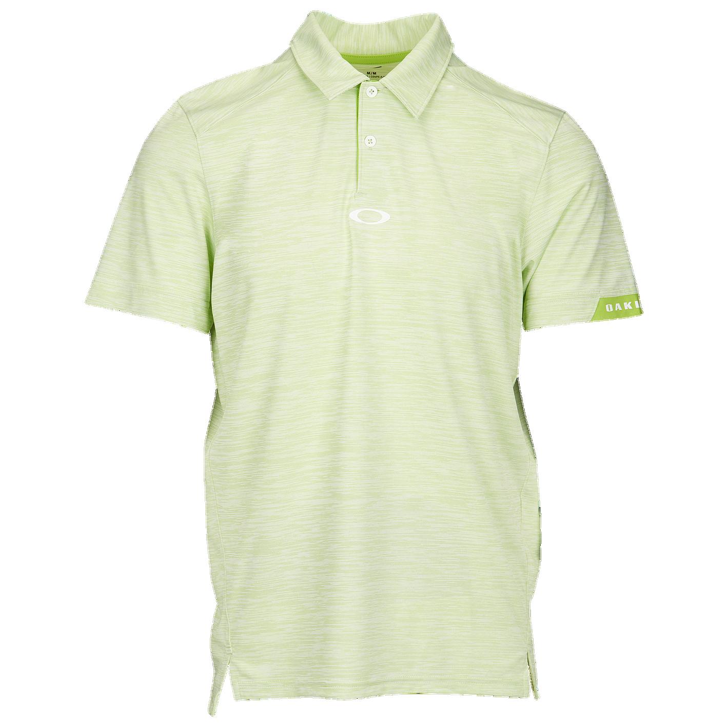 93b90d646a Oakley Gravity Golf Polo 2.0 - Men s - Golf - Clothing - Lime Green