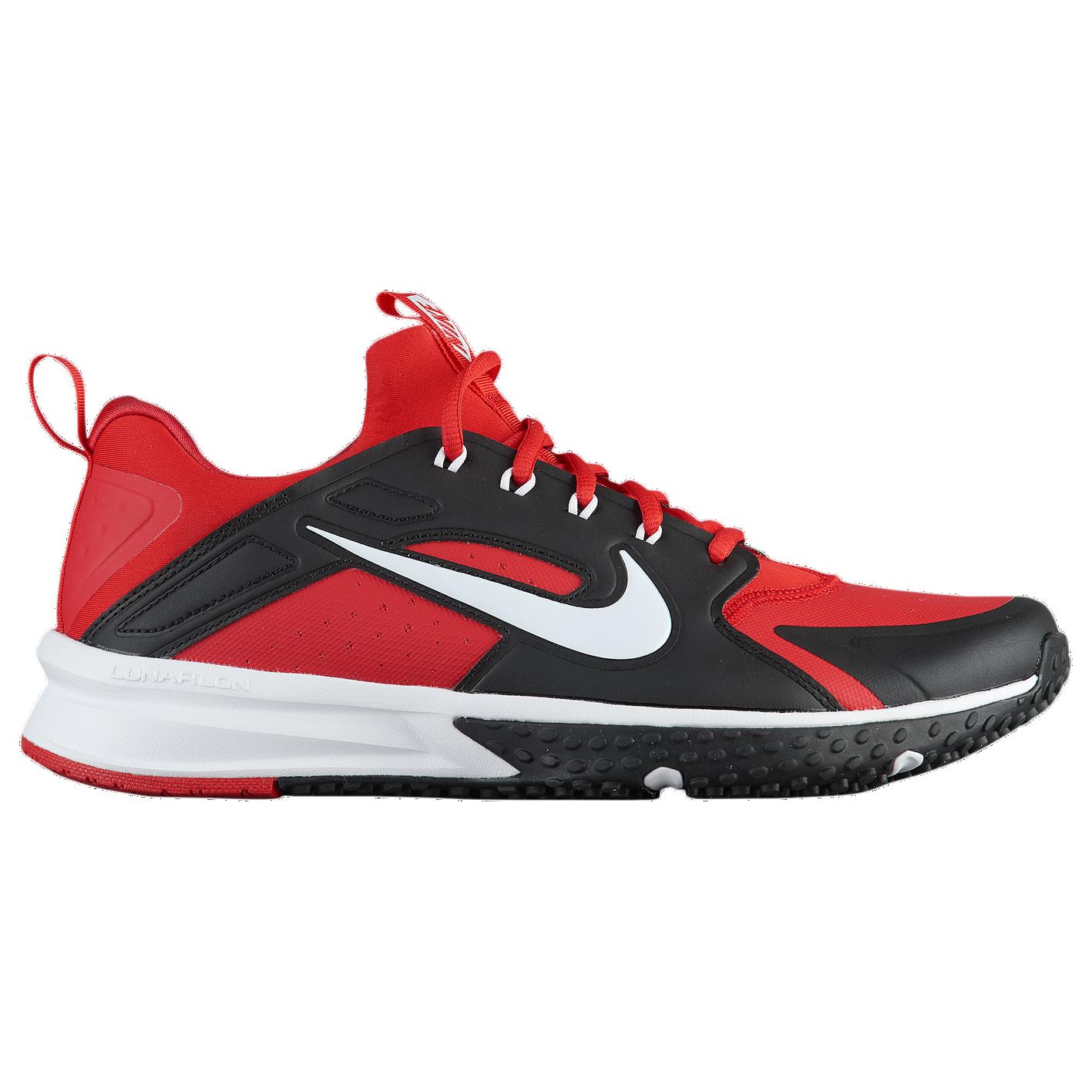 Nike Alpha Huarache Turf - Men s - Baseball - Shoes - University Red ... 7fcd43811