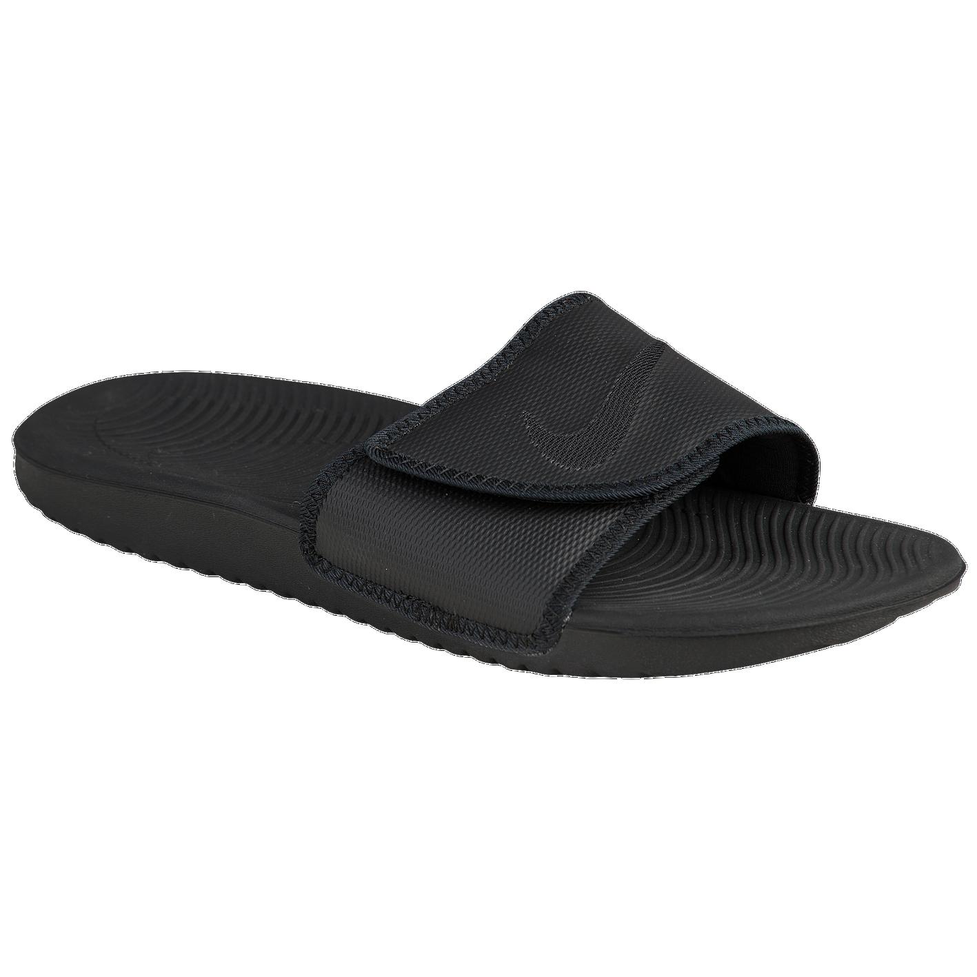 newest e7b10 65460 Nike Kawa Adjust Slide - Men s