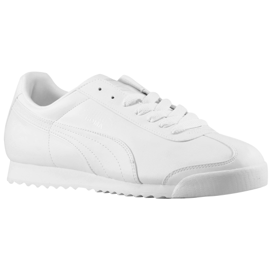 b58dcc71d19a PUMA Roma Basic - Men s - Casual - Shoes - White Light Grey