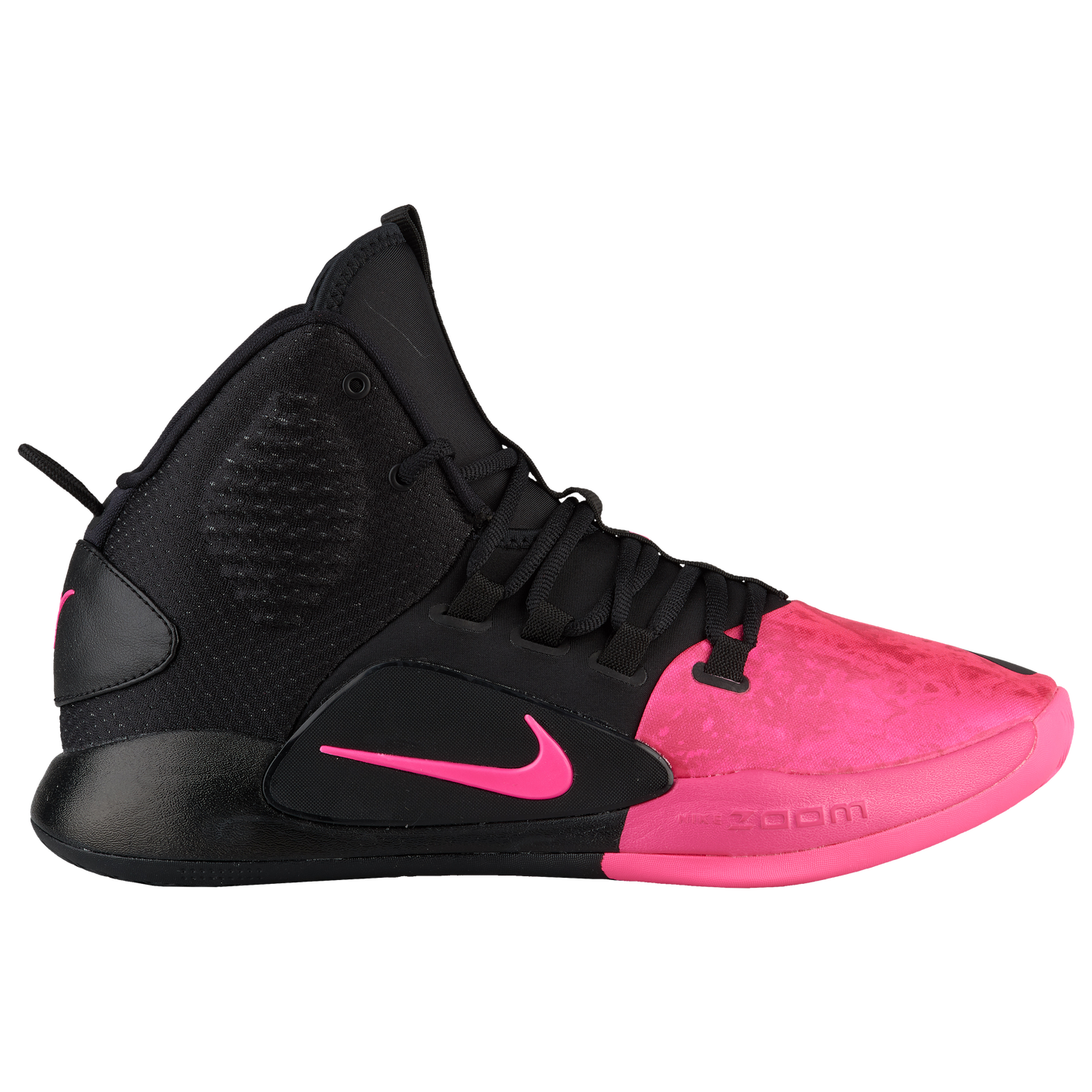 3d4f003b349 Nike Hyperdunk X Mid - Men s - Basketball - Shoes - Black Pink Blast