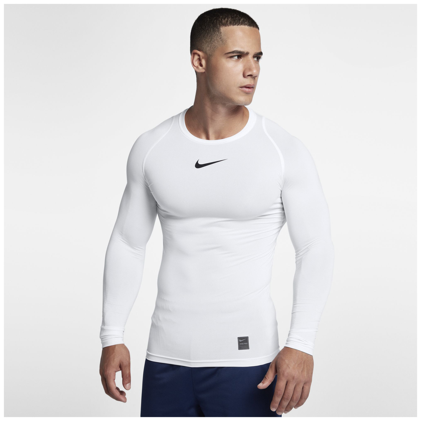 a0f3ad11 Nike Pro Compression Long Sleeve Top - Men's - Training - Clothing ...