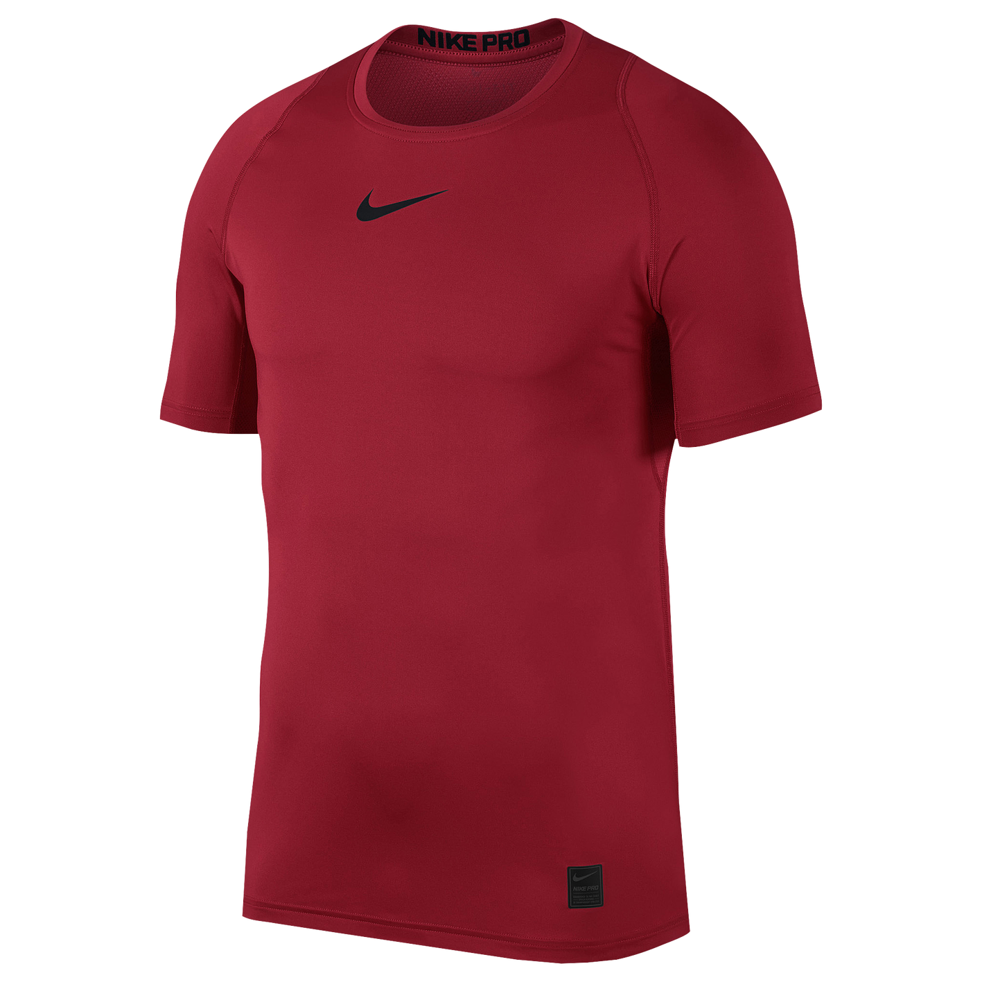 3be03cea Nike Pro Fitted Short Sleeve Top - Men's - Training - Clothing ...