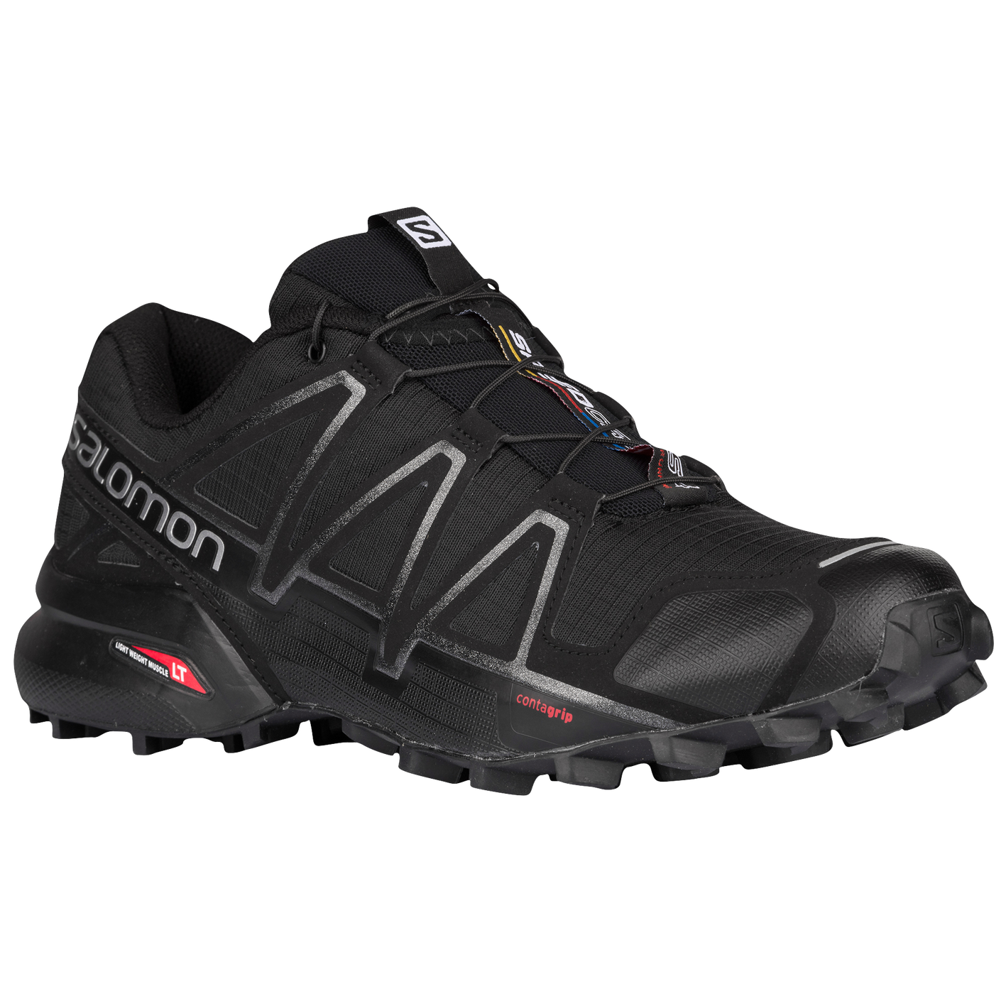 3421eec1ea12 Salomon Speedcross 4 - Men s.  99.99 -  130.00. Product    383130. Selected  Style  Black Black Metallic ...