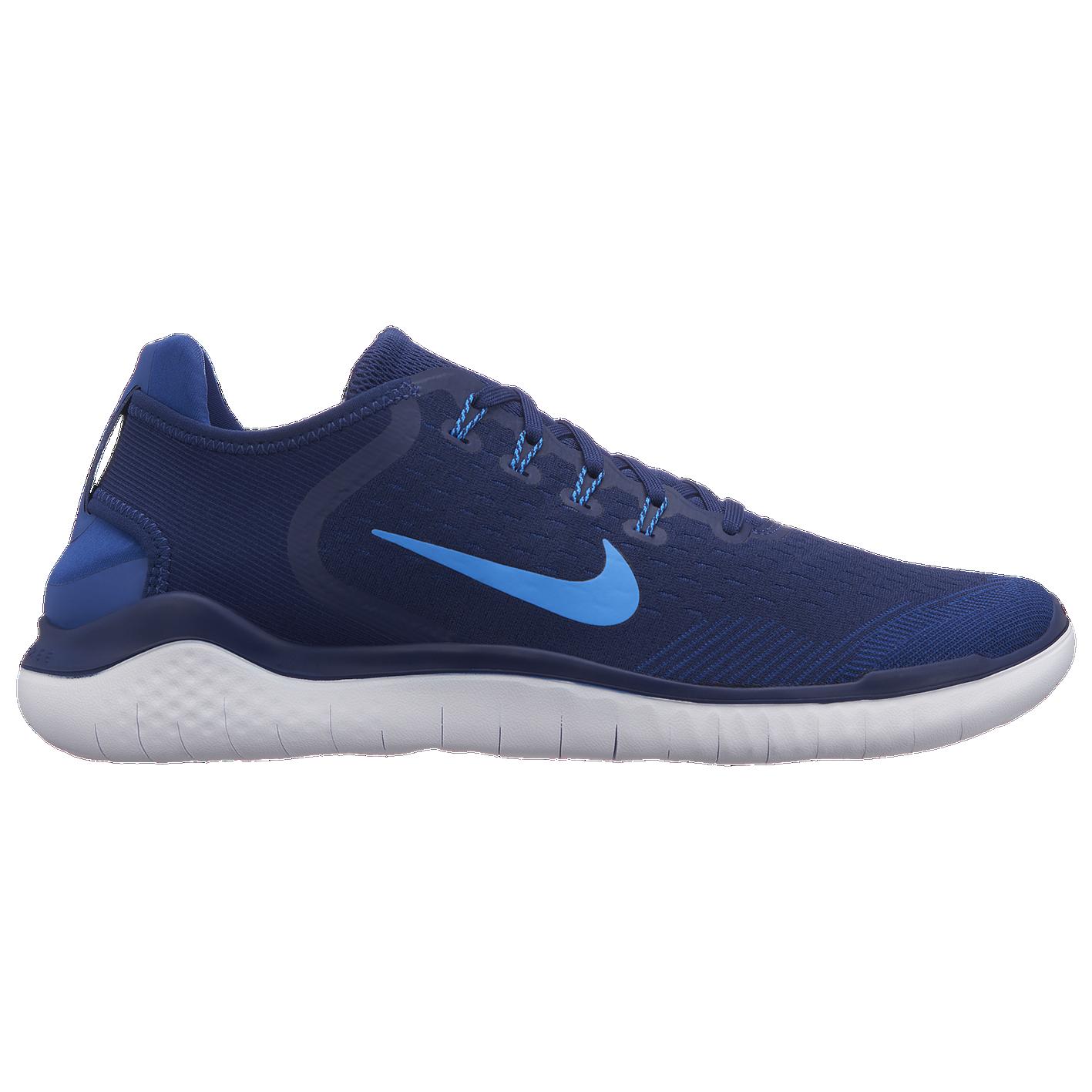 79029b17b243 Nike Free RN 2018 - Men s - Running - Shoes - Blue Void Photo Blue ...